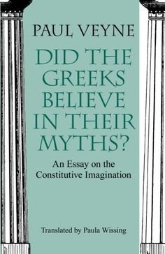 Believe constitutive did essay greek imagination in myth their