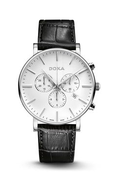 DOXA D-Light Reference No.: 172.10.011.01