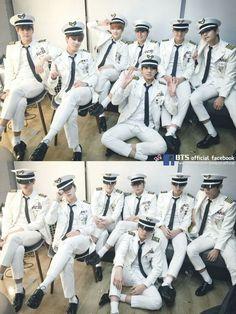 Bangtan Boys ❤ BTS 2015 FESTA | BTS 2nd Anniversary Photo Album 'Sophomore' - Winter | Facebook