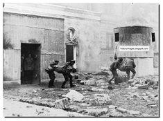HISTORY IN IMAGES: Pictures Of War, History , WW2: Hitler's Last Refuge: Führerbunker (LARGE IMAGES)
