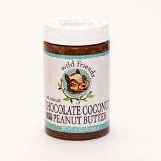 Chocolate Coconut Peanut Butter $6.99 All natural ingredients Non-GMO, non-dairy, kosher Non Gluten Sweetened With Agave