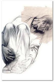 Ernest Pignon Fine Art Drawing, Life Drawing, Figure Sketching, Figure Drawing, Banksy, Gallery Magazine, Monochromatic Art, Art Moderne, 2d Art