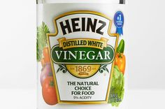 """Commercial vinegar is often made from GMO corn or sugar, and Heinz White Vinegar, the most iconic brand of the stuff out there, has just become the target of a lawsuit alleging that claims of """"natural"""" on its label are misleading because the product is made from GMO corn."""