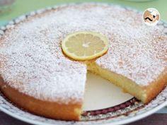 Moelleux au citron facile - Recette Ptitchef