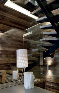 Chalet Design, Chalet Style, House Design, Chalet Interior, Interior Design Living Room, Interior Styling, Interior Decorating, Wood Cafe, Rustic Room