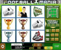 Football Mania - http://www.777free-slots.com/football-mania-free-online-slot/