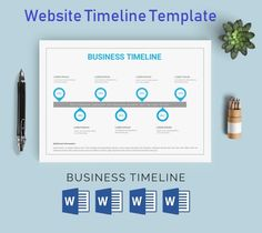 Project Timeline Templates   Printable Word Excel  Pdf
