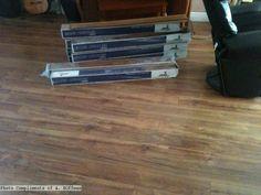 Pergo laminate flooring Photo compliments: Edward H.  #laminateflooring #pergo