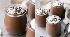 Resep Membuat Puding Sutera Cokelat