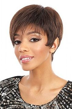 H. BONITA human hair wig by Motown Tress-1BN273 ** This is an Amazon Affiliate link. Visit the image link more details.
