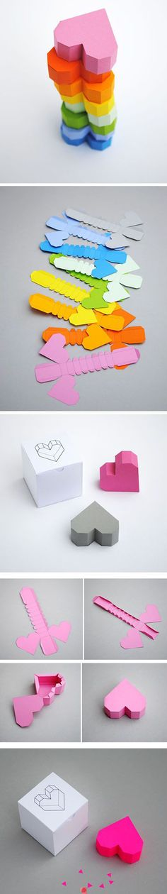 Diy Cute Gift Box | DIY & Crafts Tutorials