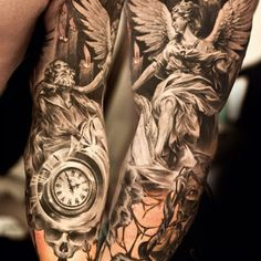 Angel Tattoo Ideas