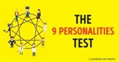 This 9 Personalities Test Will Describe Your Type Perfectly