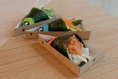 Yoobi Sushibar Soho, London  38 Lexington street  Temakeria --> handson sushi!