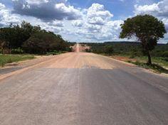 BLOG DO JOSÉ BONIFÁCIO: BR-235/PI: Trecho inacabado da rodovia vem causand...