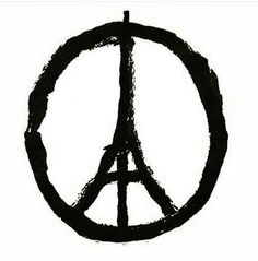 pray for paris logo - Google Search