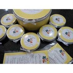 Souvenirs Bautismo-comunión Lata+vela Aromatica+estampita - $ 250,00 en MercadoLibre