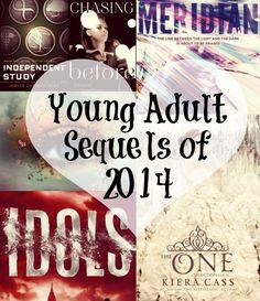 Young Adult Sequels of 2014