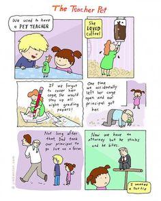 The Teacher Pet