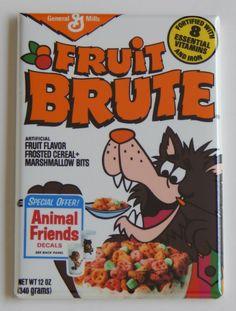 Fruit Brute Cereal