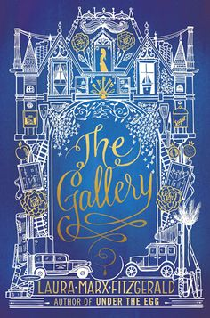 KISS THE BOOK: The Gallery by Laura Fitzgerald - ESSENTIAL
