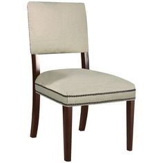Vanguard Furniture Newton Stocked Dining Side Chair