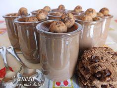 Yogures de galletas Cookies
