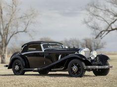 1935 Mercedes-Benz 500/540 K Cabriolet A by Sindelfingen | Amelia Island 2015 | RM Sotheby's