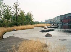 Anchor Park by SLA/Stig L. Andersson, Malmö, Sweden.