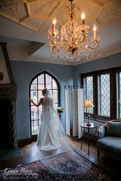 Photo Credit: Lynda Berry Photography  #winterwedding #wedding…