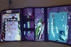 The Timeless Beauty Bag is a great Bag for Teachers to use as a Teachers Grading Supply Bag!!  This is AWESOME!! www.mythirtyone.com/maryotto