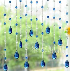 Cheap curtain, Buy Quality curtain tieback directly from China curtains fancy Suppliers: Wholesale Crystal glass curtain ( multicolor ) crystal bead curtain curtain glass full string Green Curtains, Diy Curtains, Hanging Curtains, Drop Cloth Curtains, Cafe Curtains, Kitchen Curtains, Gold Curtains, Curtains Living, Bathroom Curtains