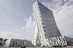 Bella Sky Hotel by 3XN architects, Copenhagen, Denmark