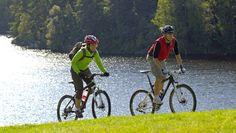 Mountain Biking in western Sweden