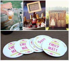 Idee per un matrimonio originale con la creazione di un angolo della birra con birra artigianale e di qualità servita in veri chioschi bavaresi