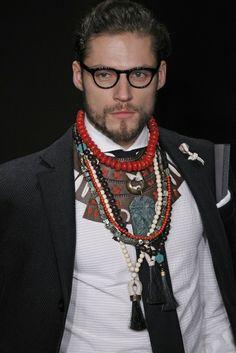 NYFW   Tendência Moda Masculina Inverno 2014/15 | It Dandy por Luiz Mazzilli #trends #menswear #nyfw #blog #itdandy #modamasculina #modaparahomens