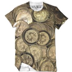 We accept Bitcoin.... for Beloved Bitcoin tees