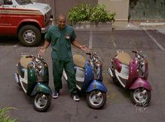 #lol #scooters #scrubs