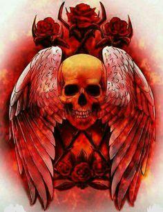 Skull in Blood Sugar Skull Tattoos, Sugar Skull Art, Sugar Skulls, Grim Reaper Art, Totenkopf Tattoos, Gothic Fantasy Art, Behind Blue Eyes, Skull Pictures, Skull Artwork