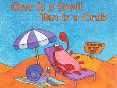 One is a snail, ten is a crab by International School Manila Elementary via slideshare