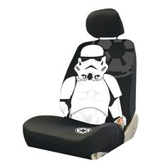 Star Wars Stormtrooper Automotive Seat Covers