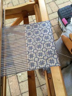 Complex woven piece by Stan Appleton
