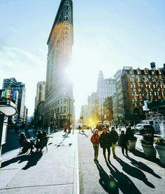 New York City Feelings - Flatiron District