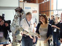 Eccerobot, A Robot Designed After the Human Body