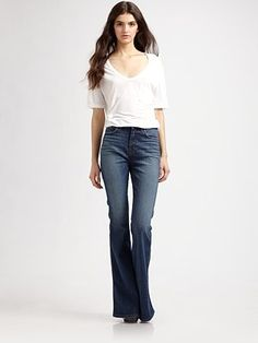 J Brand Kiki High Waist jeans... MUST have.