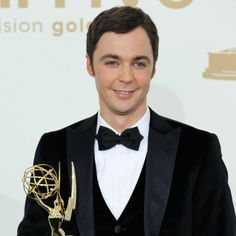 Jim Parsons made it a repeat at the Primetime Emmys last year, taking home his second straight statue for lead actor in a comedy. He stepped back to the press room to talk about being surprised by the win.