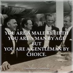 Gentlemens Creed #daily #quote #creed #mindset #lifestyle #inspiration #motivation #gentleman #success