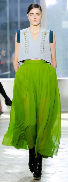 @officialdelpozo AW 2014