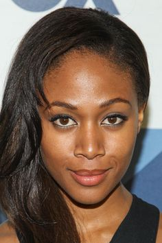 Nicole Beharie In Fox All Star Party