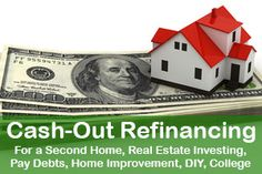 cash out mortgage rates texas